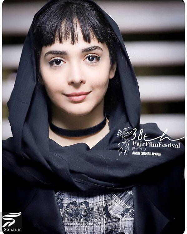 786194 Gahar ir عکسهای المیرا دهقانی در جشنواره فجر 38