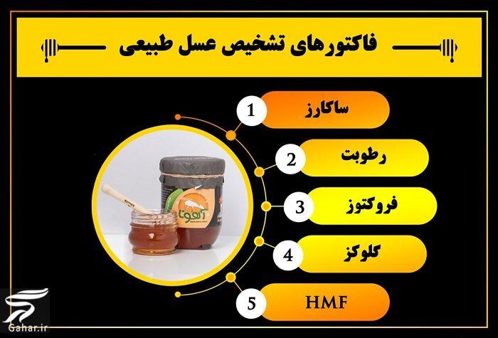 790730 Gahar ir روشی برای تشخیص عسل طبیعی از تقلبی (نکاتی برای شناخت عسل تقلبی)