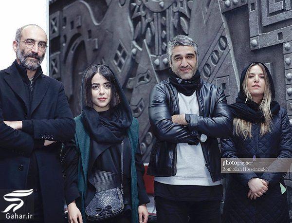 844516 Gahar ir اکران فیلم ها با حضور بازیگران در جشنواره فجر 98 / 13 عکس