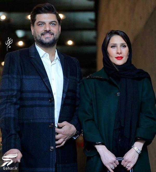 861113 Gahar ir عکسهای بازیگران در روز پنجم جشنواره فجر 38