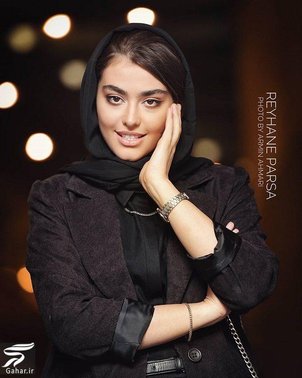 997084 Gahar ir عکسهای ریحانه پارسا در جشنواره فجر 98