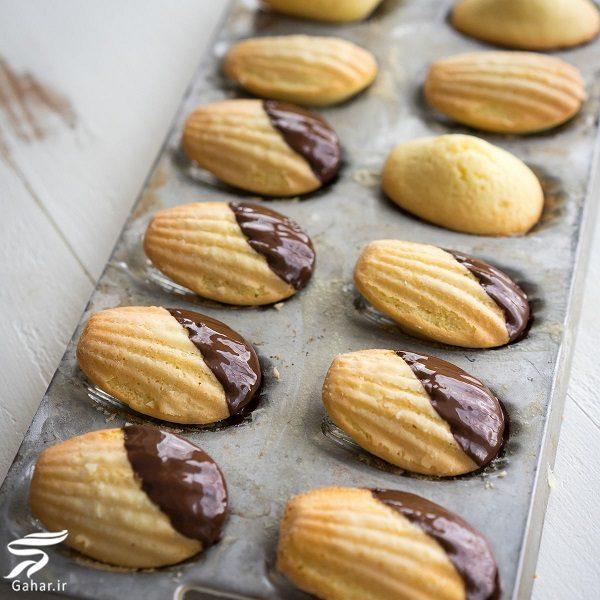 301151 Gahar ir طرز تهیه شیرینی مادلین فرانسوی + فیلم آموزش