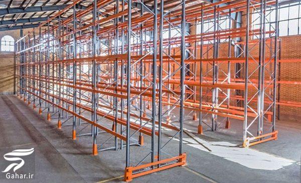 338568 Gahar ir اهمیت استفاده از قفسه بندی صنعتی در انبار