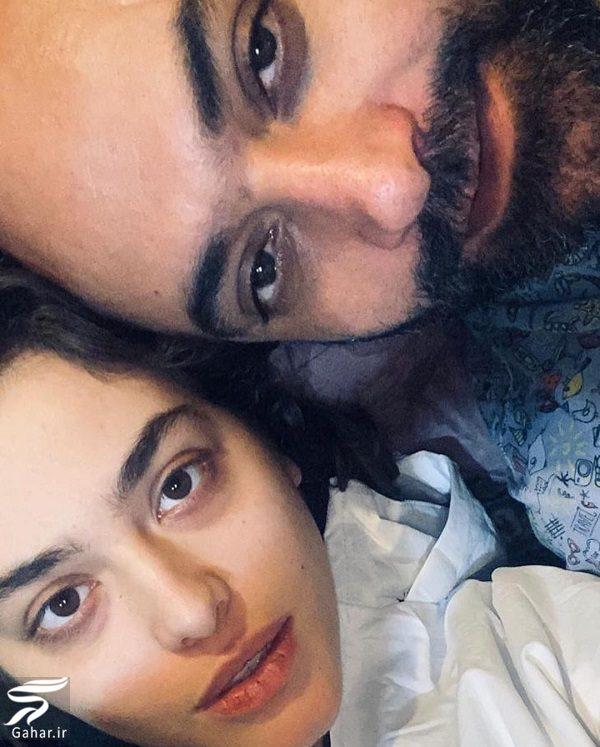 962013 Gahar ir ریحانه پارسا ازدواج کرد + عکس همسرش
