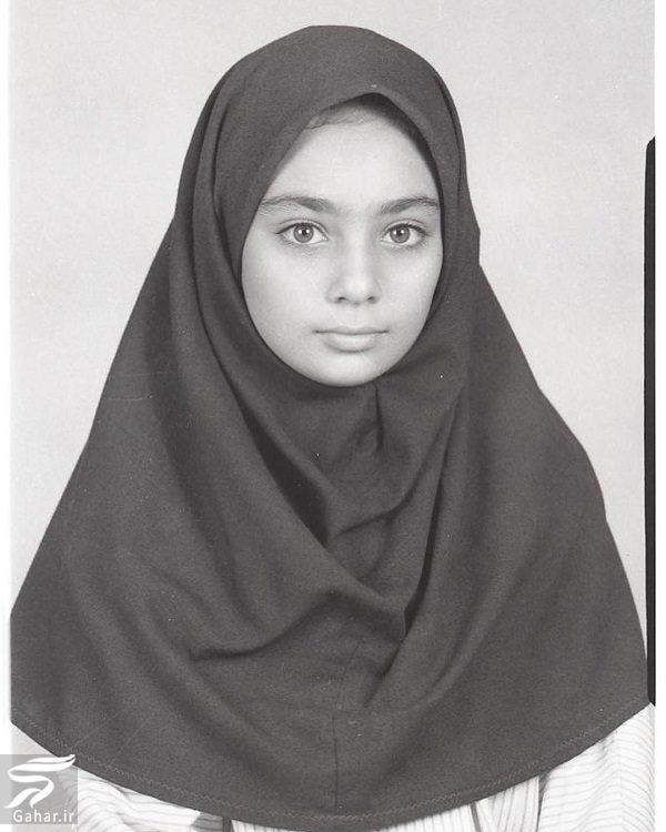 عکسهای کودکی یکتا ناصر, جدید 1400 -گهر