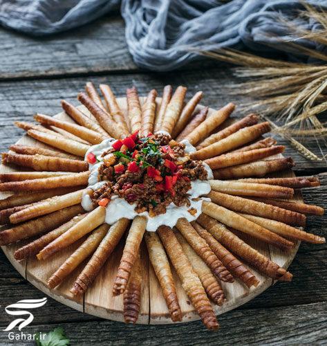 321424 Gahar ir طرز تهیه غذای ترکیه ای مانتی کوزالاک مرحله به مرحله