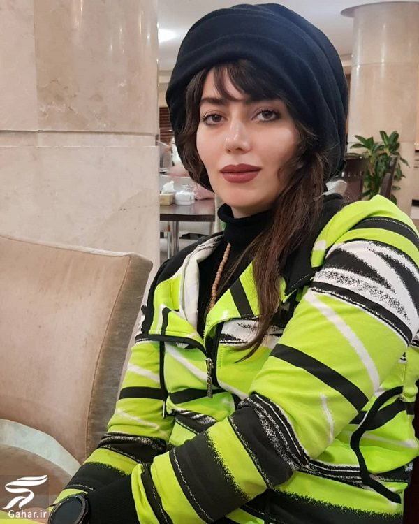 327573 Gahar ir عکسها و بیوگرافی بازیگر نقش روژان در سریال نون خ 2