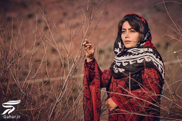 610032 Gahar ir عکسها و بیوگرافی بازیگر نقش روژان در سریال نون خ 2