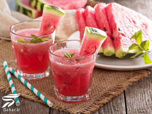 001248 Gahar ir معرفی نوشیدنی های موثر در کاهش پیری