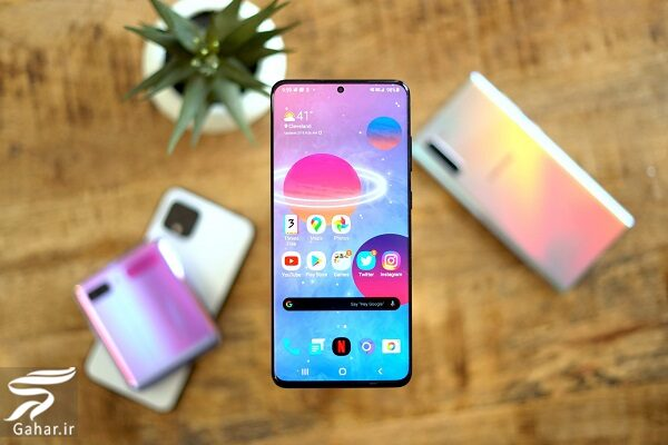261206 Gahar ir بهترین گوشی های اندرویدی سال 2020 (موجود در بازار)