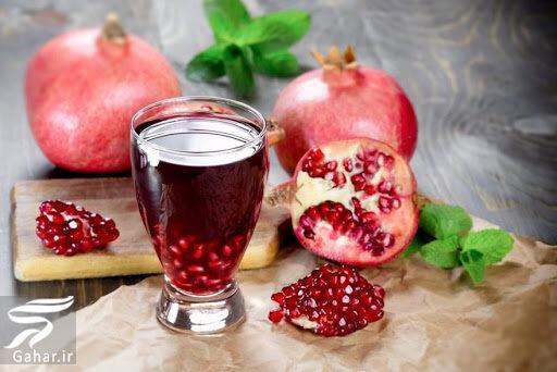 370871 Gahar ir معرفی نوشیدنی های موثر در کاهش پیری