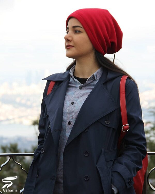 عکسها و بیوگرافی بازیگر نقش جوانی لیلا در سریال هم گناه, جدید 1400 -گهر