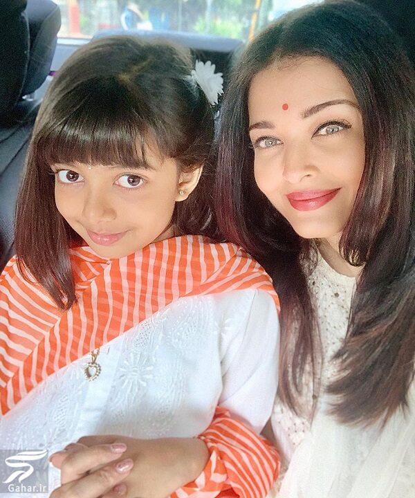 579207 Gahar ir عکسهای جدید آیشواریا رای به همراه دختر و همسرش