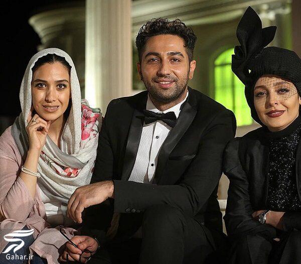 بیوگرافی و عکسهای علی سخنگو و همسرش سارا نجفی · جدید ۹۹ -گهر