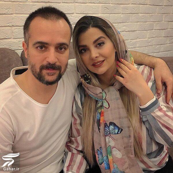 858804 Gahar ir تولد 45 سالگی احمد مهرانفر در کنار همسرش / عکس