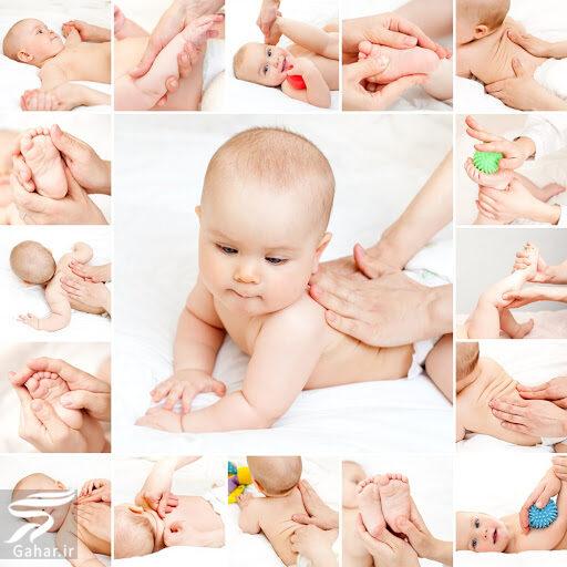 920426 Gahar ir مهمترین فواید ماساژ نوزاد را بدانید