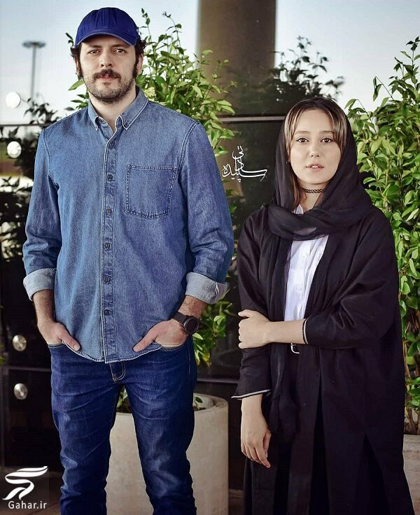 050349 Gahar ir بازیگران در نشست خبری سریال هم گناه / 17 عکس
