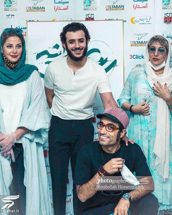 101941 Gahar ir عکسهای جدید بازیگران در اکران فیلم شنای پروانه