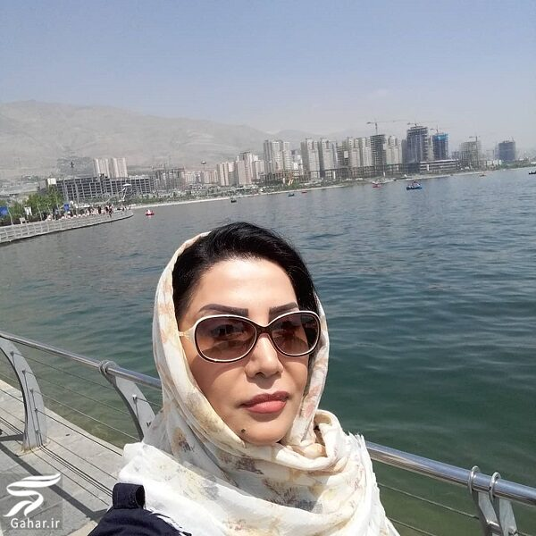266170 Gahar ir ظاهر متفاوت مهناز شیرازی گوینده سابق خبر / عکس