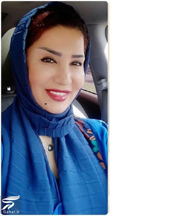 387721 Gahar ir ظاهر متفاوت مهناز شیرازی گوینده سابق خبر / عکس