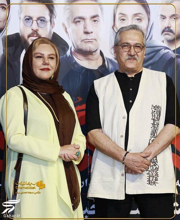 750140 Gahar ir بازیگران در نشست خبری سریال هم گناه / 17 عکس