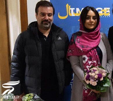080993 Gahar ir ازدواج پیمان قاسم خانی و میترا ابراهیمی تکذیب شد