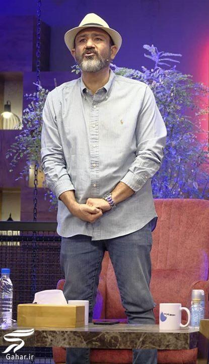 لاغری مهران غفوریان با وزن ۵۳ کیلو ! / تصاویر, جدید 1400 -گهر