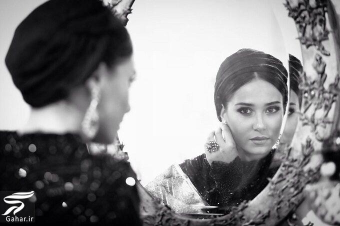 چالش عکس سیاه و سفید پریناز ایزدیار, جدید 1400 -گهر