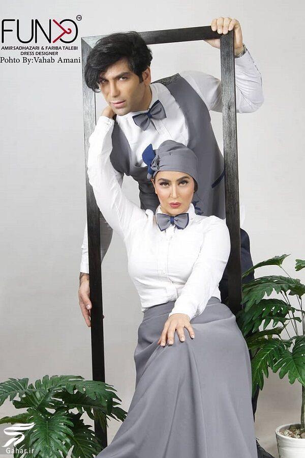 229534 Gahar ir عکسهای فریبا طالبی و همسرش (بازیگران سریال دخترم نرگس)