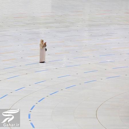 برگزاری متفاوت ترین مراسم حج ۲۰۲۰ / تصاویر, جدید 1400 -گهر