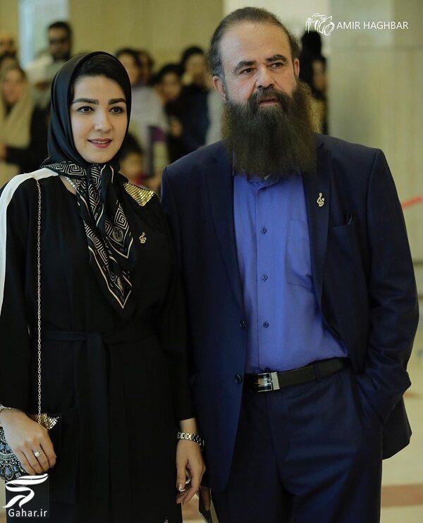 عکس اولین فرزند سارا صوفیانی و همسرش امیرحسین شریفی, جدید 1400 -گهر