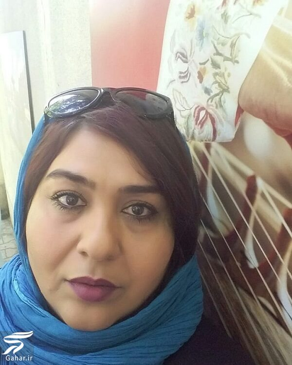594505 Gahar ir عکسها و بیوگرافی فروغ قجابگلی / بازیگر نقش صغری در هم گناه