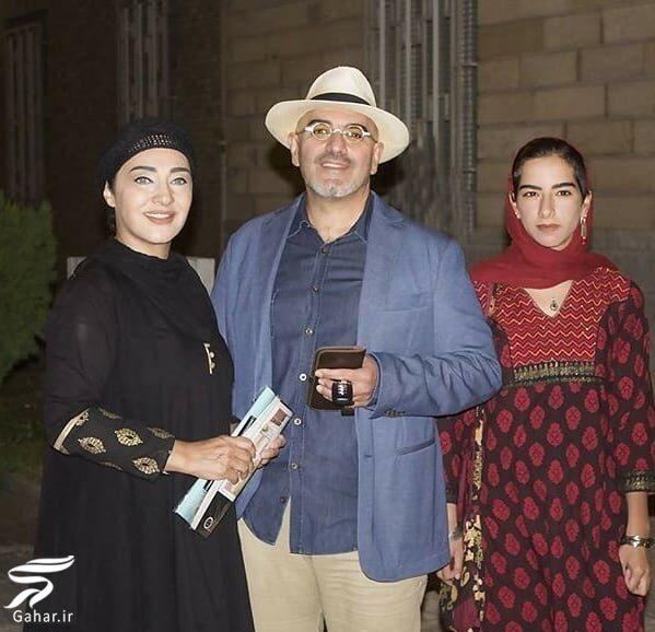 عکسهای رویا نونهالی و همسرش و دخترش, جدید 1400 -گهر