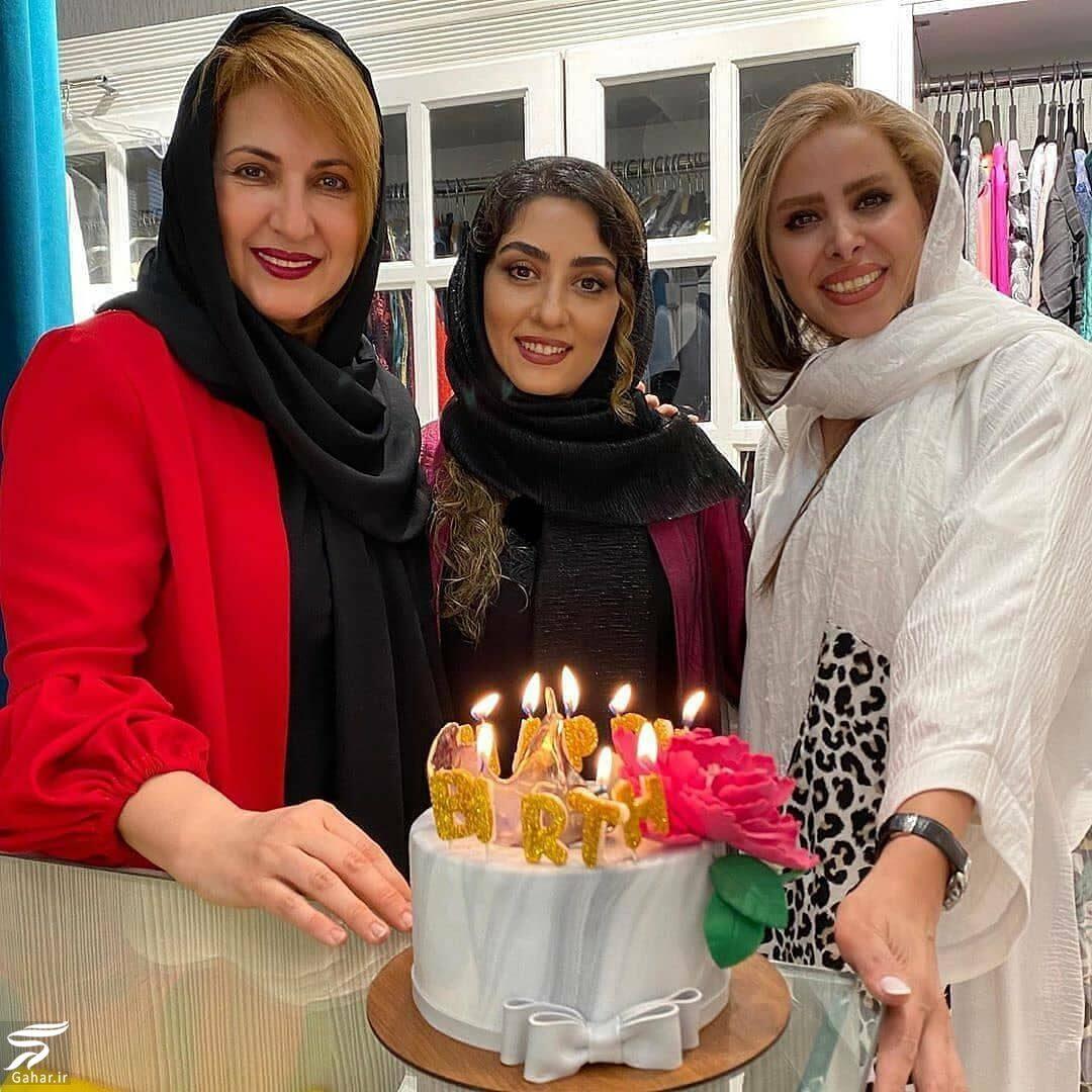 615658 Gahar ir عکسهای جشن تولد فاطمه گودرزی بدون رعایت پروتکل های بهداشتی!