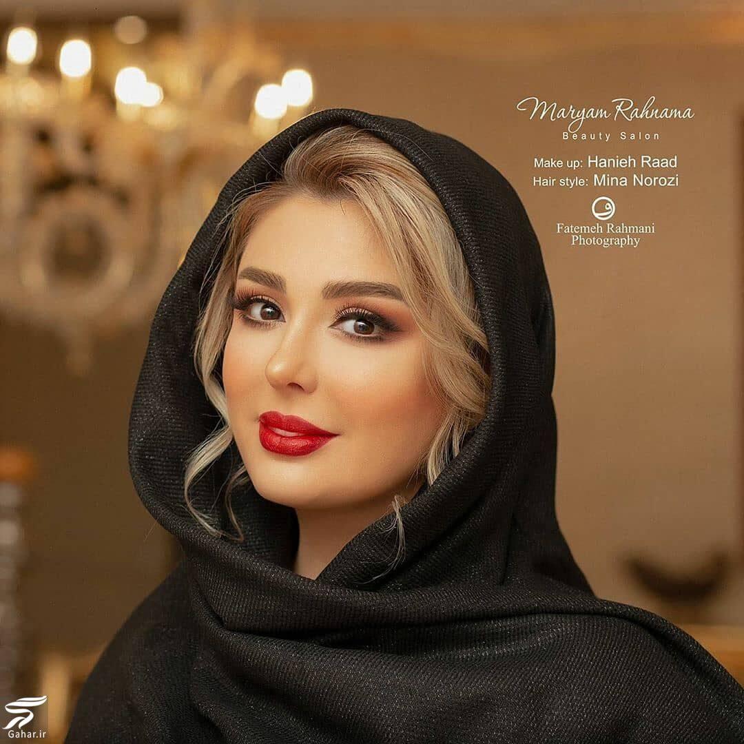 634328 Gahar ir عکسهای زیبا و جذاب از جدیدترین آرایش نیوشا ضیغمی