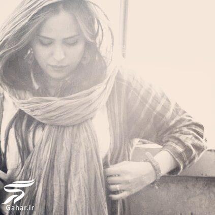 عکسهای شیرین اسماعیلی بازیگر نقش لیدا در هم گناه, جدید 1400 -گهر