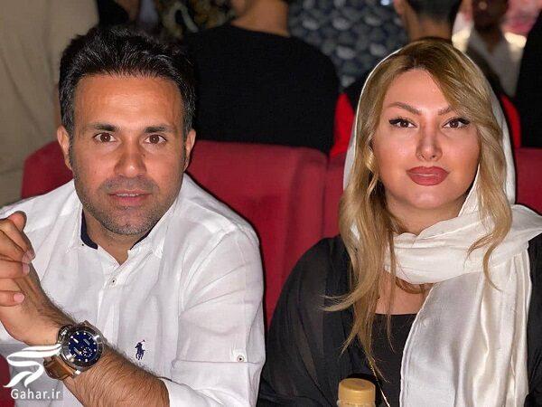 860910 Gahar ir عکس محمد نصرتی و همسرش
