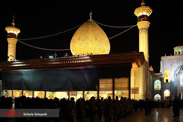 163839 Gahar ir برگزاری مراسم شام غریبان در شهرهای مختلف / تصاویر