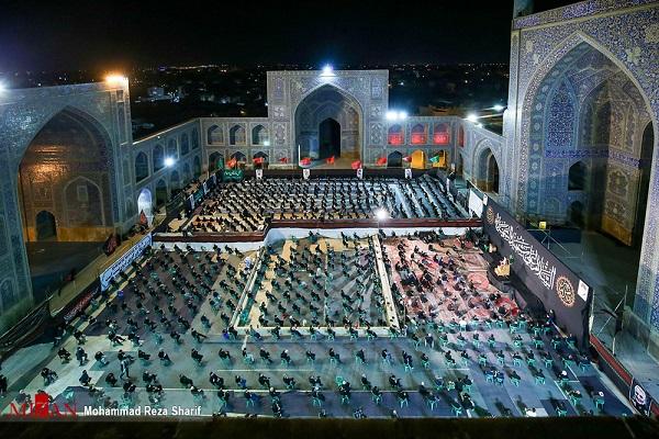 287172 Gahar ir برگزاری مراسم شام غریبان در شهرهای مختلف / تصاویر