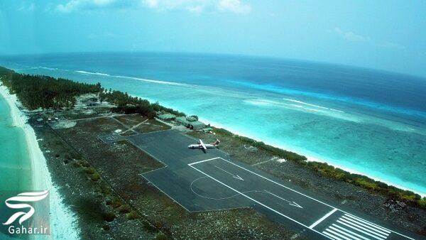 324956 Gahar ir زیباترین فرودگاه در وسط دریا / تصاویر