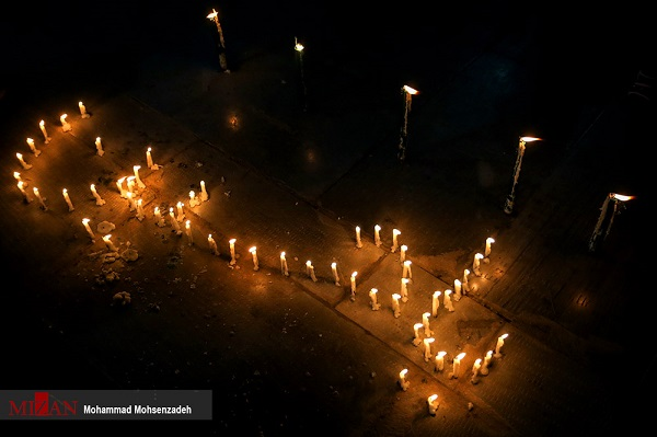 396934 Gahar ir برگزاری مراسم شام غریبان در شهرهای مختلف / تصاویر