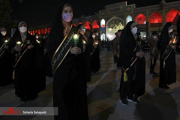 572595 Gahar ir برگزاری مراسم شام غریبان در شهرهای مختلف / تصاویر