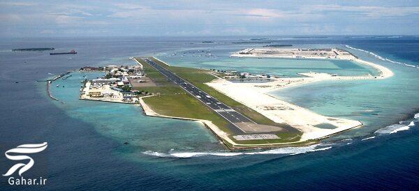 740977 Gahar ir زیباترین فرودگاه در وسط دریا / تصاویر