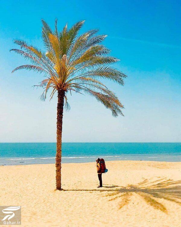 838271 Gahar ir قطعه ای از بهشت در ایران / جایی که دریا و کویر به هم می رسند