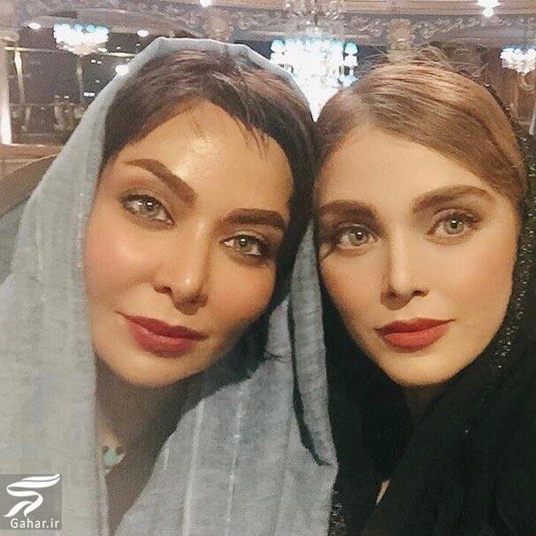 937612 Gahar ir عکس فقیهه سلطانی و خواهرش