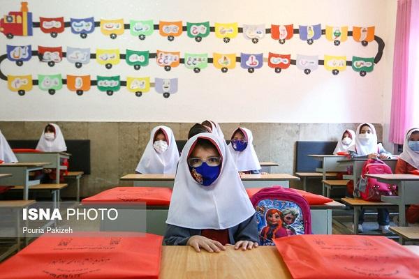 056953 Gahar ir گزارش تصویری آغاز سال تحصیلی با رعایت پروتکل های بهداشتی