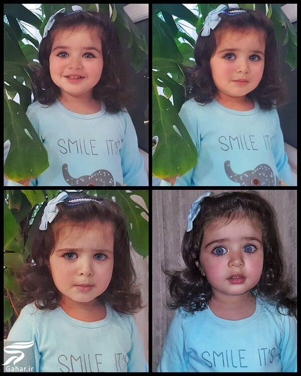 317741 Gahar ir عکسهای محمود پاک نیت در کنار همسر و نوه زیبایش