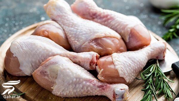 کدام قسمت های مرغ را نباید بخوریم ؟!, جدید 99 -گهر