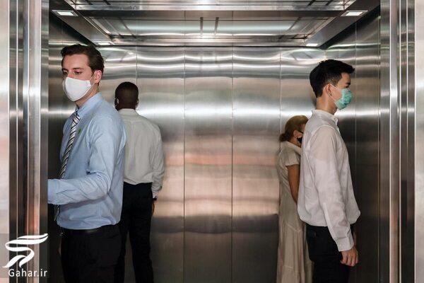 ویروس کرونا در آسانسور چقدر زنده می ماند؟, جدید 99 -گهر