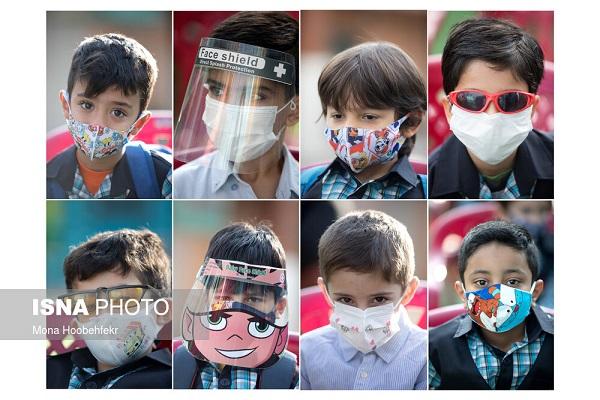 886343 Gahar ir گزارش تصویری آغاز سال تحصیلی با رعایت پروتکل های بهداشتی